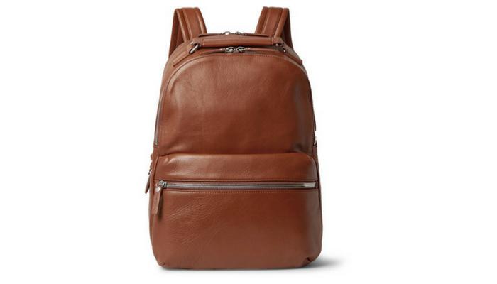 Shinola's 'Runwell' Leather Backpack
